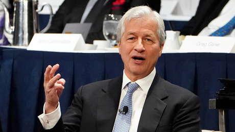 """El director general de JPMorgan: """"Si pides un préstamo para comprar bitcoin, eres un necio"""""""