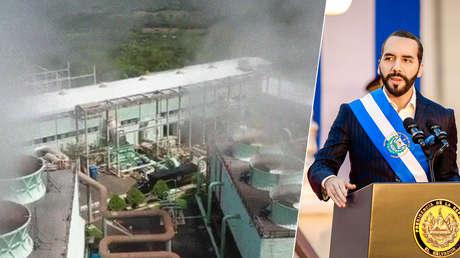 """El Salvador da sus """"primeros pasos"""" para minar bitcóin con energía geotérmica de sus volcanes"""