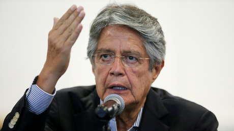 Lasso declara el 'estado de excepción' en todo el sistema carcelario de Ecuador tras la masacre en un penal de Guayaquil
