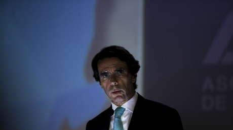 """""""Andrés por los aztecas y Manuel por los mayas"""": Aznar se mofa de López Obrador por la petición de perdón que hizo México a España"""