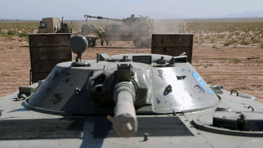 """Irán lanza ejercicios militares masivos en medio de tensiones con Azerbaiyán por la """"presencia sionista"""" en la frontera"""