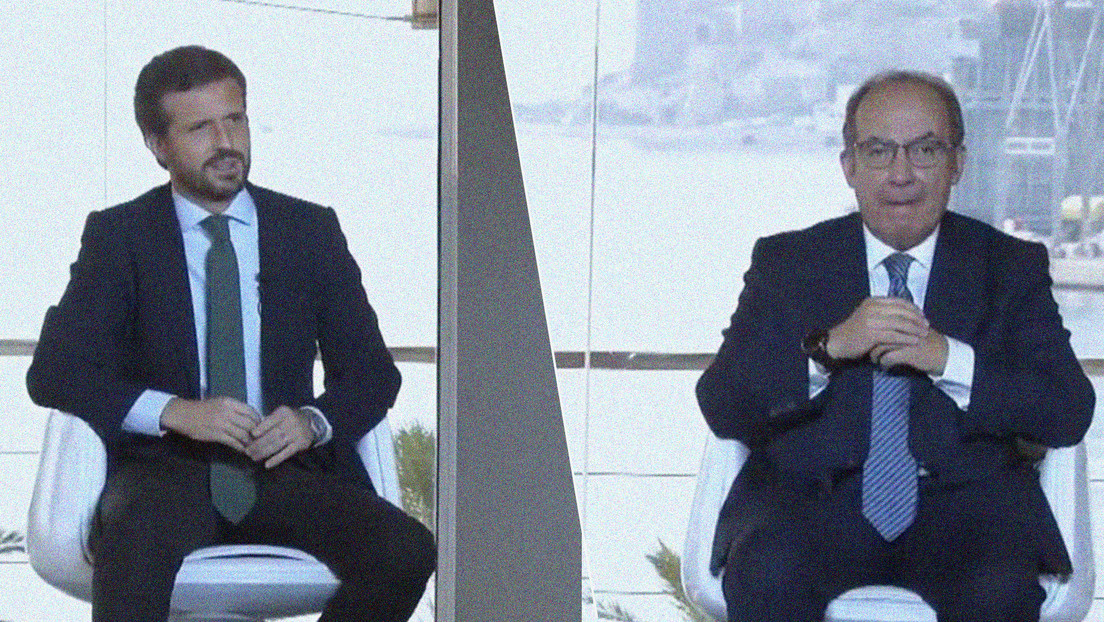 """El líder del PP de España, en un acto con Felipe Calderón: """"No tenemos que pedir perdón, la hispanidad es el mayor hito de la humanidad"""""""