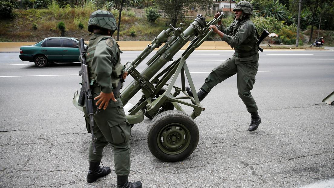 """Maduro anuncia ejercicios de las Fuerzas Armadas para """"probar su capacidad"""" y denuncia infiltración de grupos terroristas de Colombia en Venezuela"""