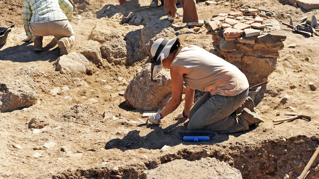 FOTOS: Hallan bustos 3D ocultos en un 'bunker' subterráneo de 11.000 años de antigüedad en Turquía
