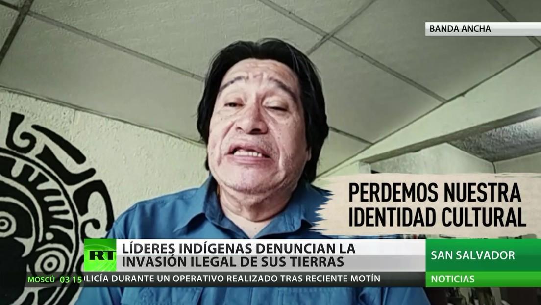 Latinoamérica: Líderes indígenas denuncian la invasión ilegal de sus tierras