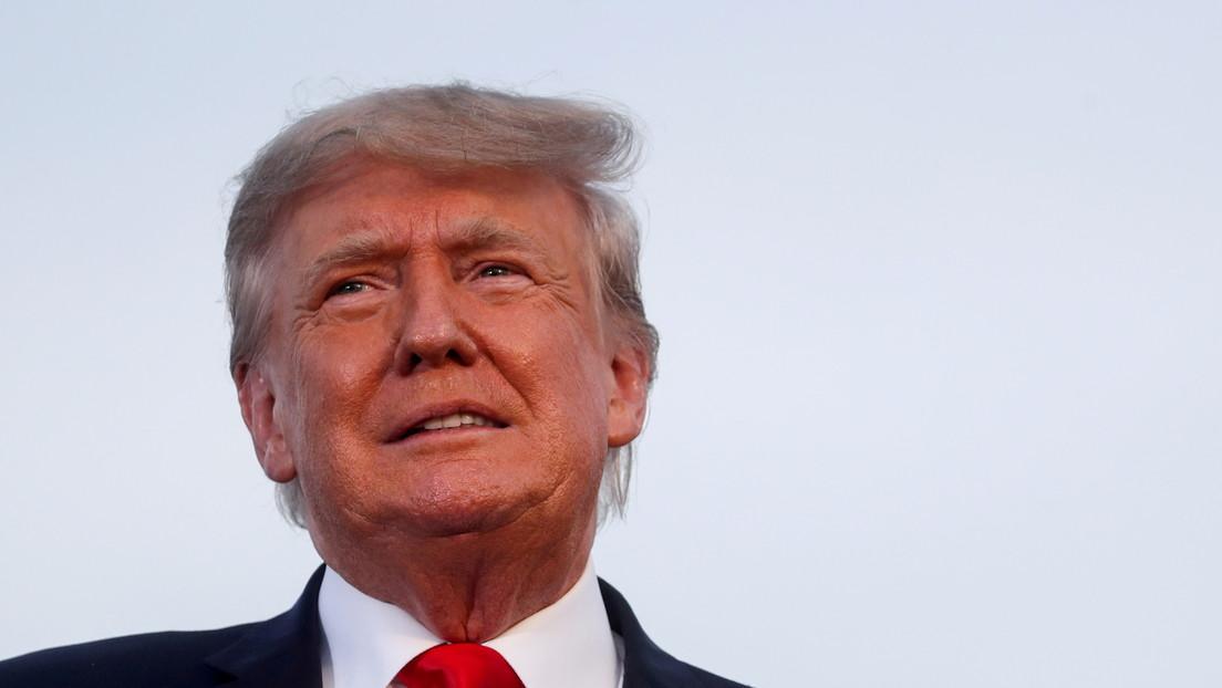 """""""Una farsa"""": Trump exige retirar el Pulitzer de 2018 a The Washington Post y The New York Times por su cobertura de la supuesta injerencia rusa"""