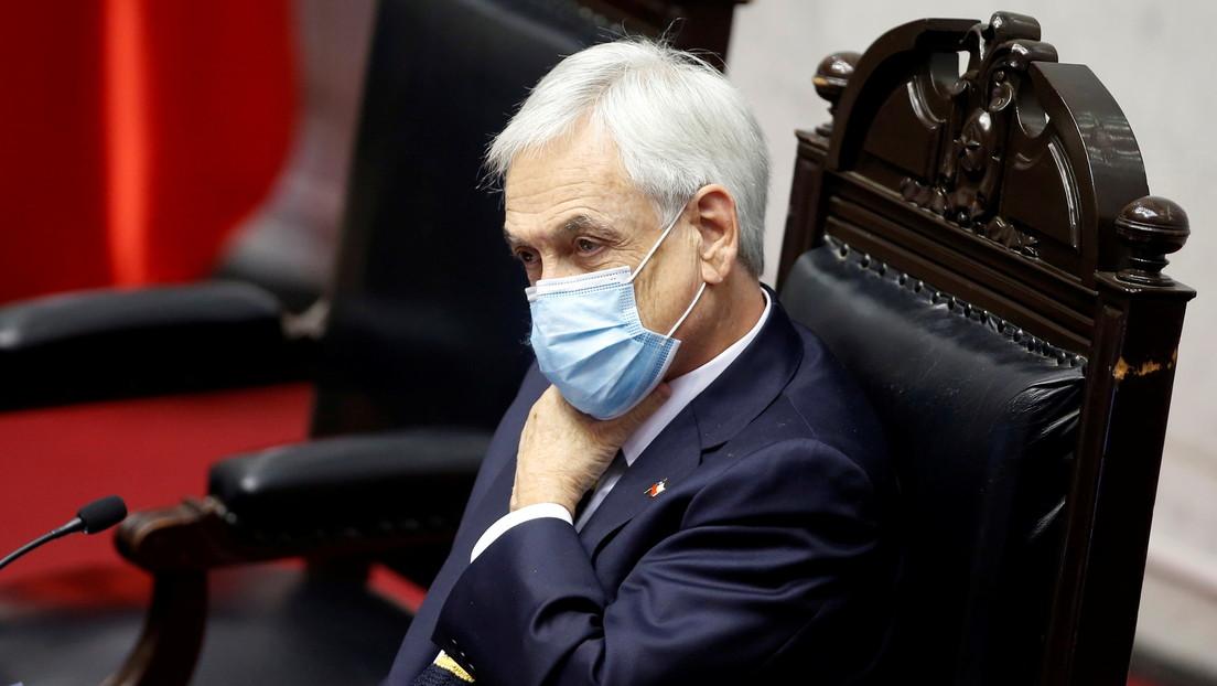 """""""No me fue informado"""": Piñera se desliga de las operaciones reveladas por los Papeles de Pandora en medio de una tormenta política preelectoral"""