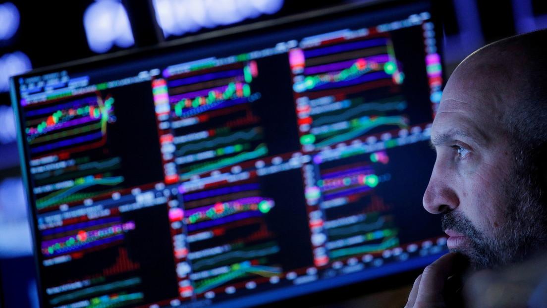 Las acciones de las principales empresas informáticas de EE.UU. caen tras fallos masivos de funcionamiento