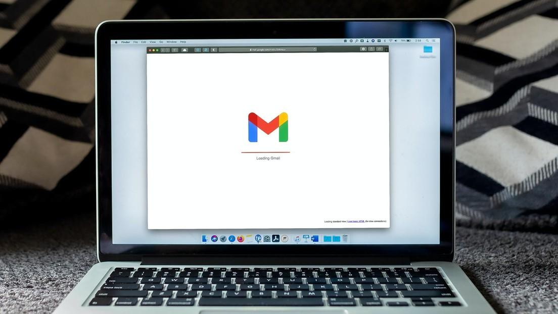 Gmail experimenta problemas tras el apagón global de las principales redes sociales