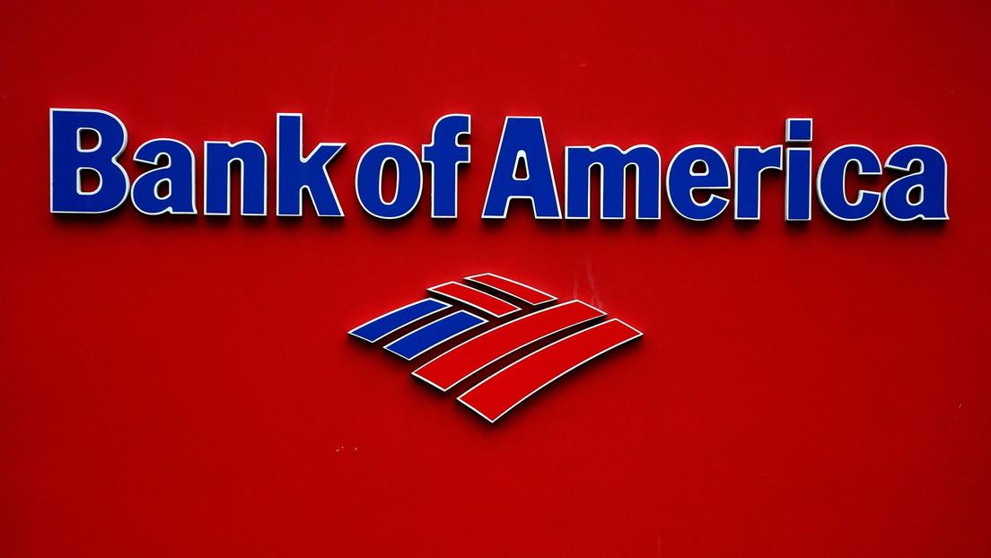 Usuarios informan de fallos en el funcionamiento de Bank of America, el segundo mayor banco de EE.UU.
