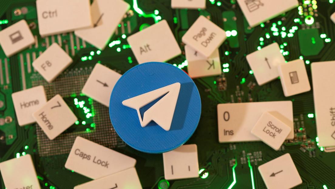 Telegram gana más de 50 millones de nuevos usuarios tras la caída global de las principales redes sociales