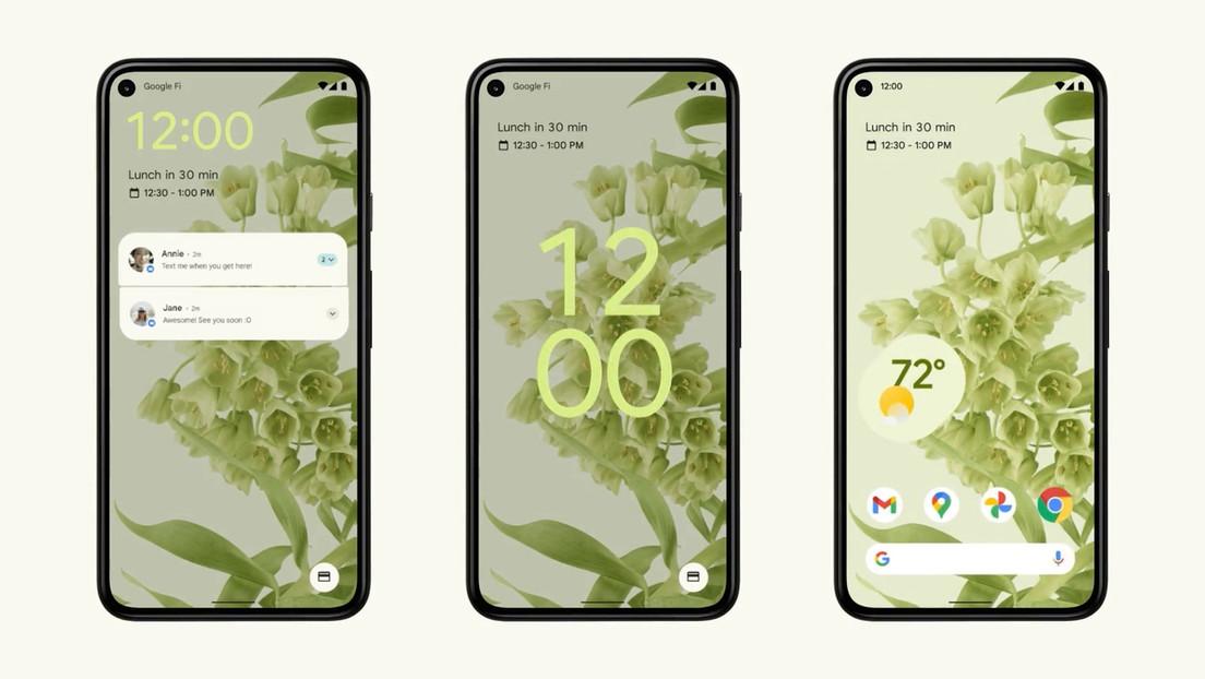 Google lanza la versión definitiva de Android 12, con nuevo diseño, mayor privacidad y mejor rendimiento