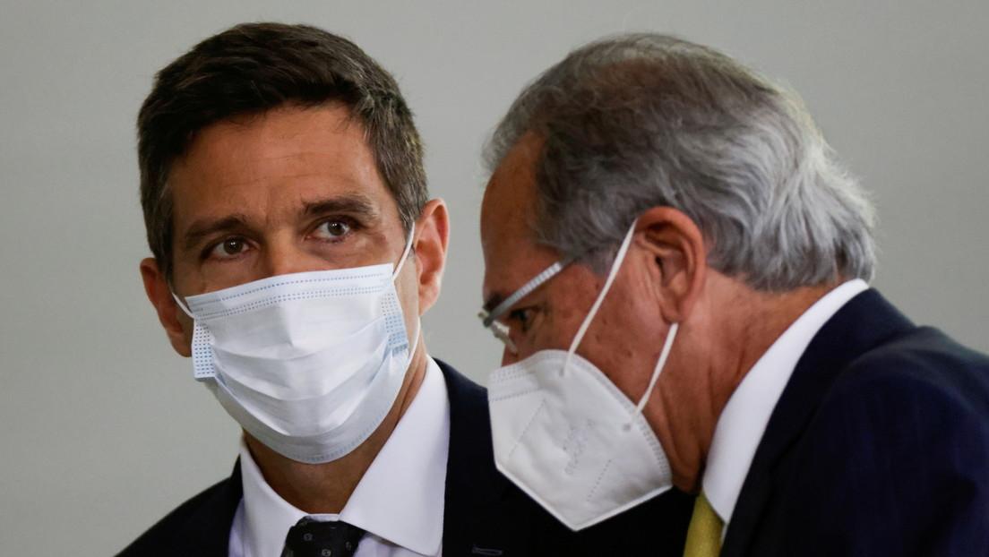 Abren investigación preliminar contra el ministro de Economía y el presidente del Banco Central de Brasil tras aparecer en los Papeles de Pandora