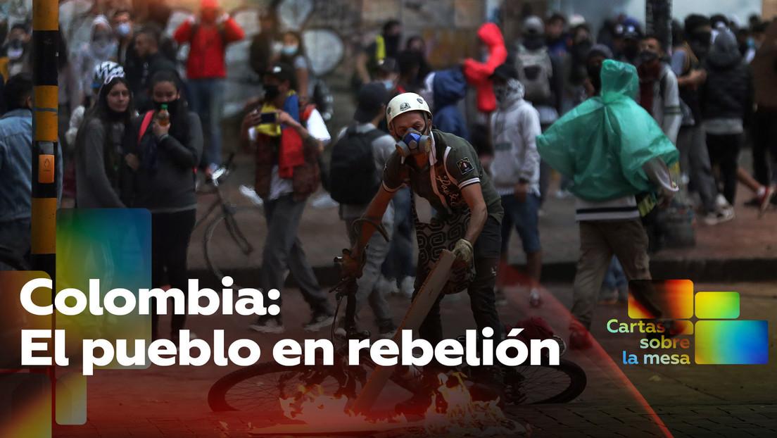 Colombia: El pueblo en rebelión