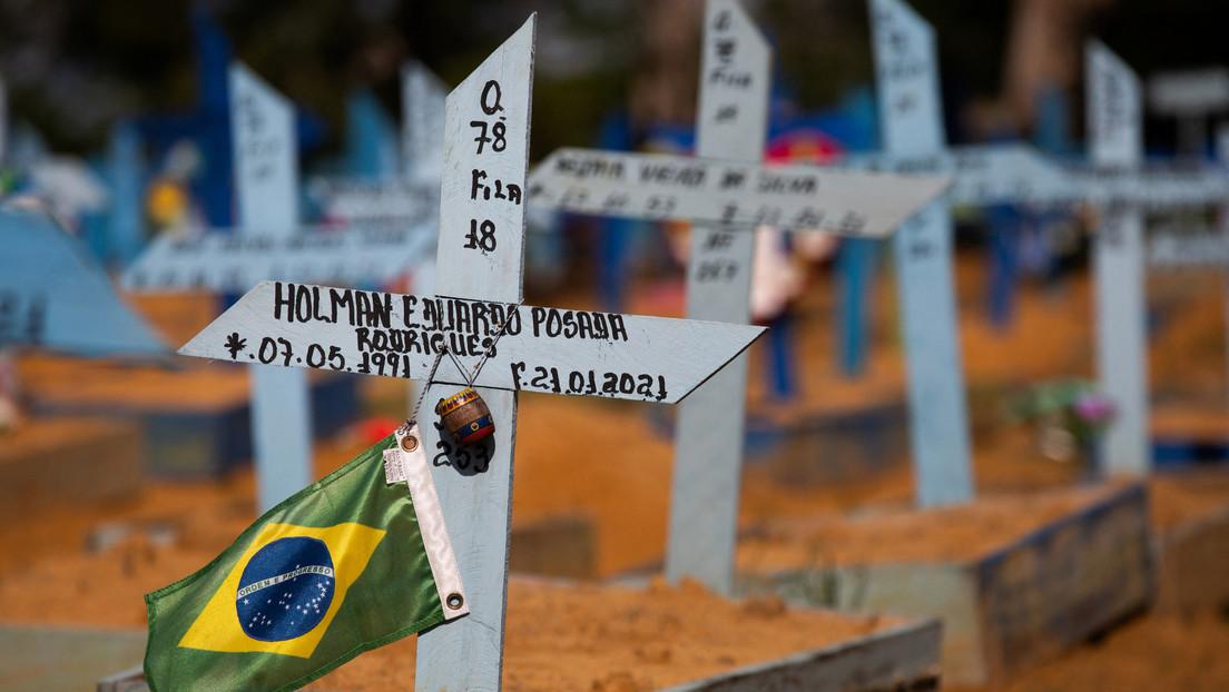 """La comisión que investiga la gestión de la pandemia en Brasil solicitará """"con seguridad"""" la imputación de Bolsonaro"""