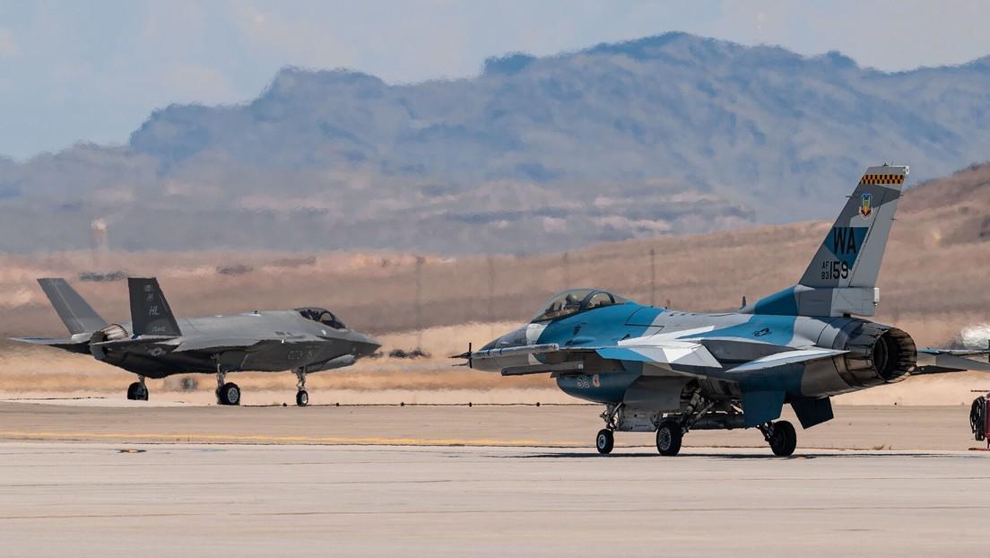 El caza furtivo F-35A de EE.UU. termina sus pruebas de lanzamiento de bombas nucleares