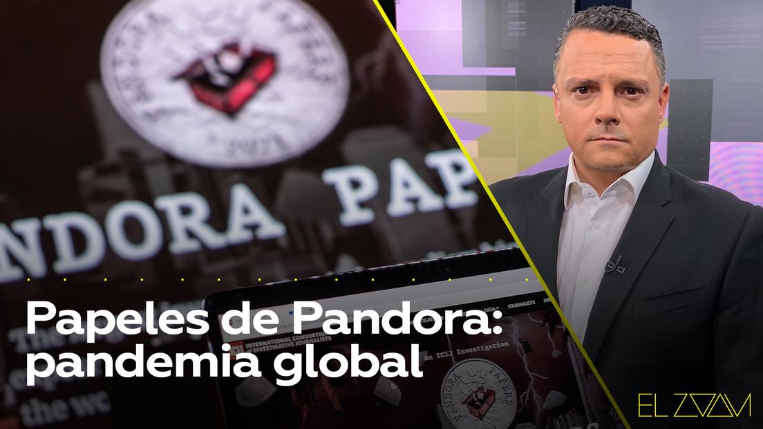 Papeles de Pandora: pandemia global