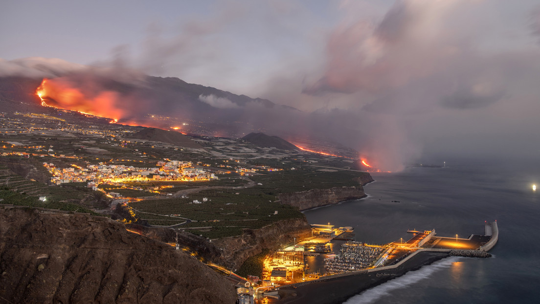An earthquake of magnitude 4.3 shakes La Palma: the biggest earthquake since the beginning of the eruption of the volcano