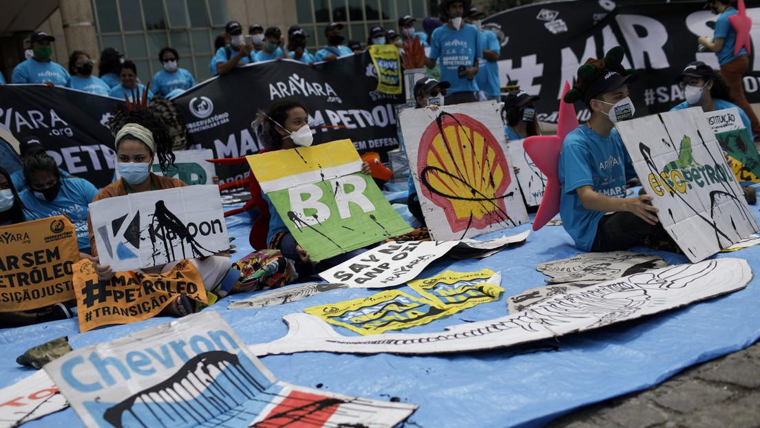 """""""Una enorme derrota para el Gobierno"""": Fracasa en Brasil una polémica subasta de concesiones petroleras próximas a santuarios ecológicos"""