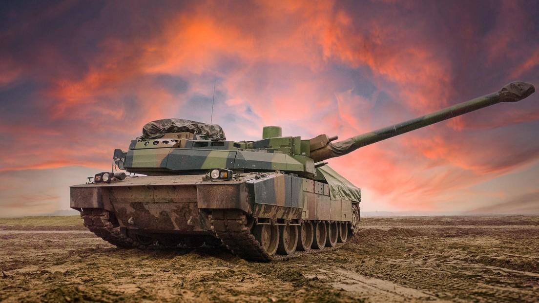 'Gamer' filtra documentación clasificada de un tanque francés en un foro de videojuegos (solo para ganar una discusión)