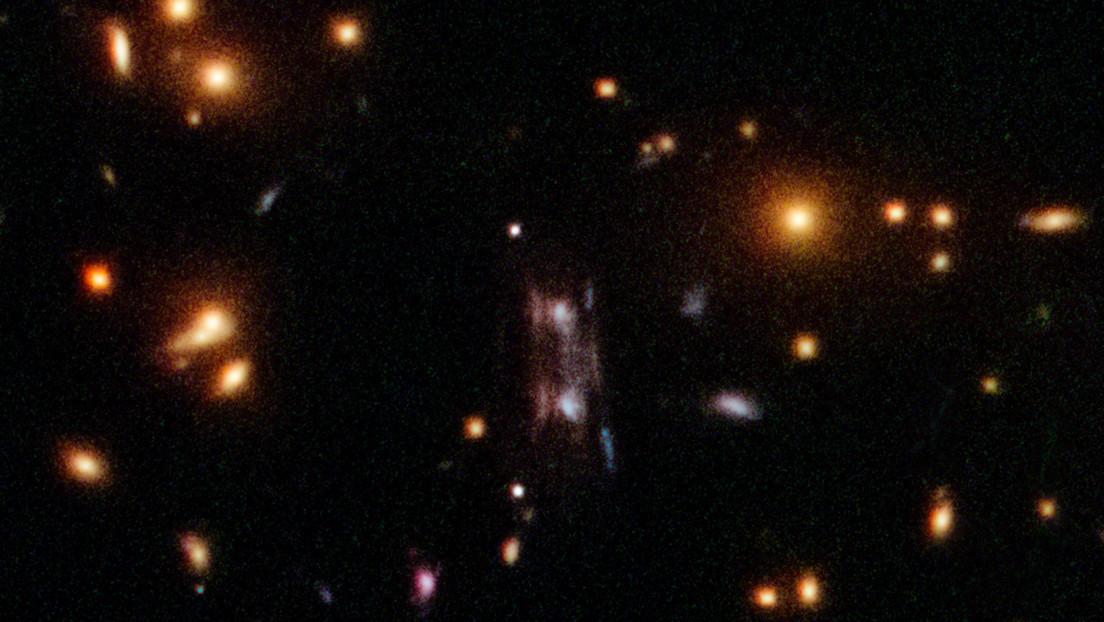 Resuelven el rompecabezas de una galaxia 'doble' que desconcertó a los astrónomos del Hubble durante más de 7 años