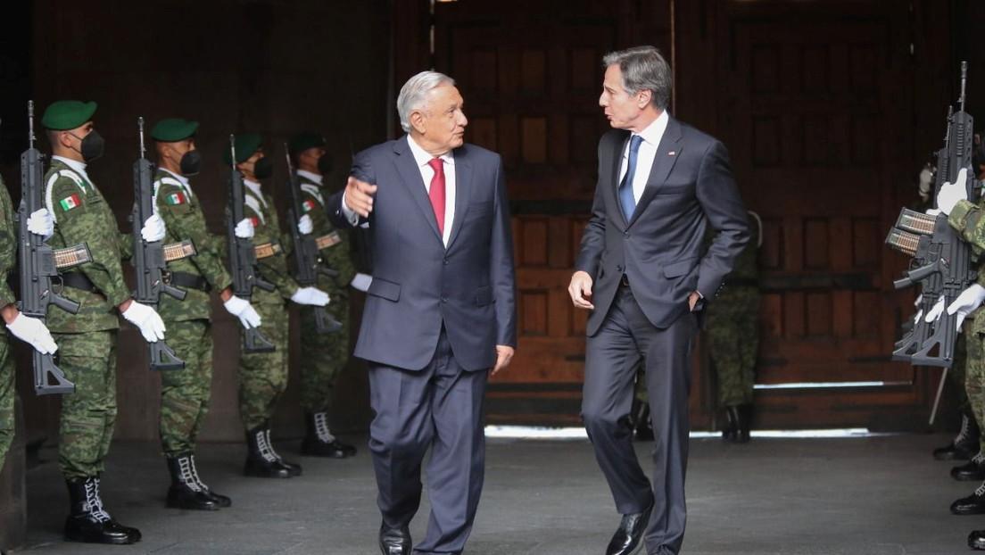 """Los Gobiernos de México y EE.UU. abren una """"nueva etapa"""" de relaciones con la ambición de renovar el enfoque de la cooperación en seguridad"""