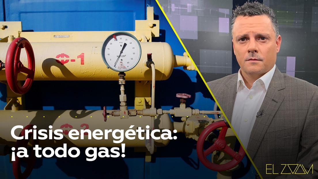 Crisis energética: ¡a todo gas!