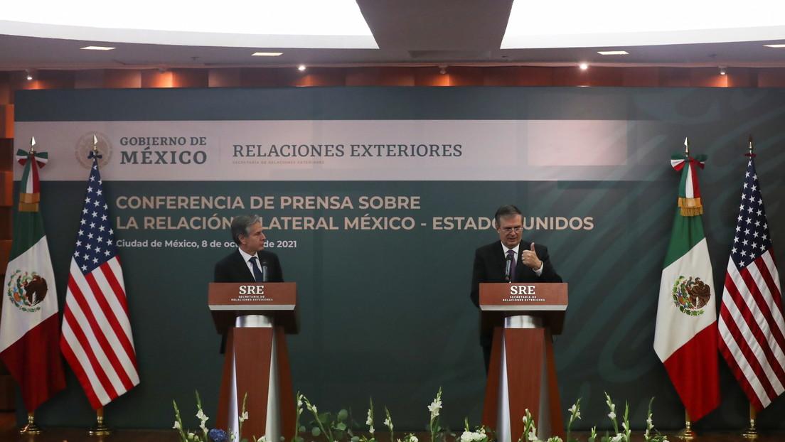 """EE.UU. y México acuerdan una nueva y """"compleja"""" cooperación en seguridad que deja atrás la Iniciativa Mérida: ¿en qué consiste?"""