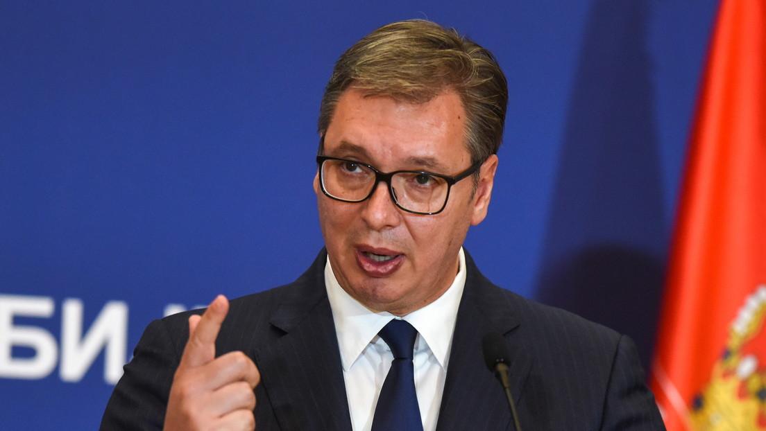 El presidente de Serbia cree que la crisis energética en Europa podría durar hasta 2 años