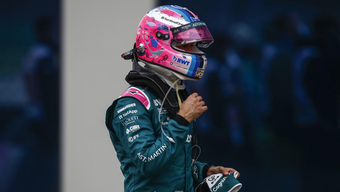 """""""Fue una decisión errónea"""": Sebastian Vettel comete un error de principiante que le cuesta el Gran Premio de Fórmula 1 en Turquía"""