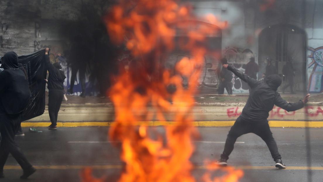 Lo que se sabe sobre la muerte de Denisse Cortés Saavedra tras la Marcha de la Resistencia Indígena en Santiago de Chile