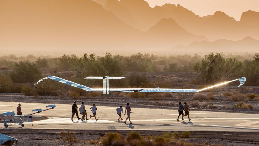 Airbus prueba un dron capaz de permanecer en el aire 18 días seguidos y podría prorrogar su duración a seis meses