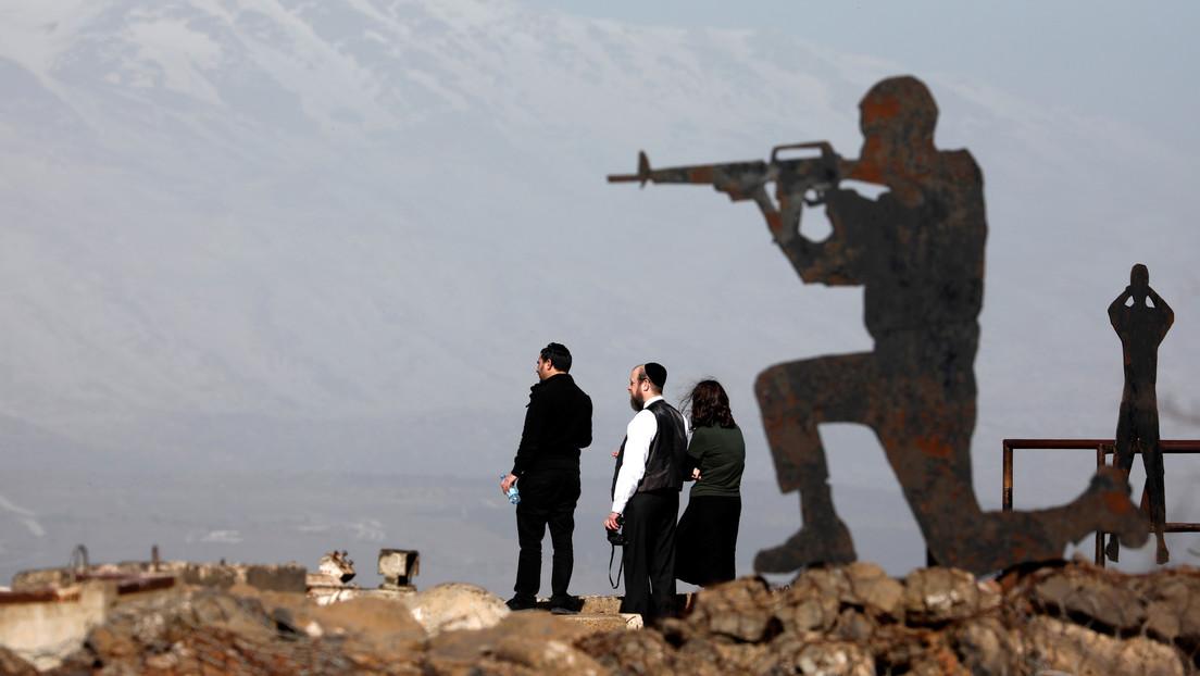 Israel afirma que mantendrá el control sobre los Altos del Golán sin importarle la postura de la comunidad internacional