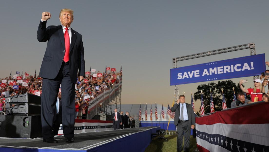 Trump adelgazó unos 10 kilos tras perder el acceso a la cocina permanente de la Casa Blanca, según su exasesor