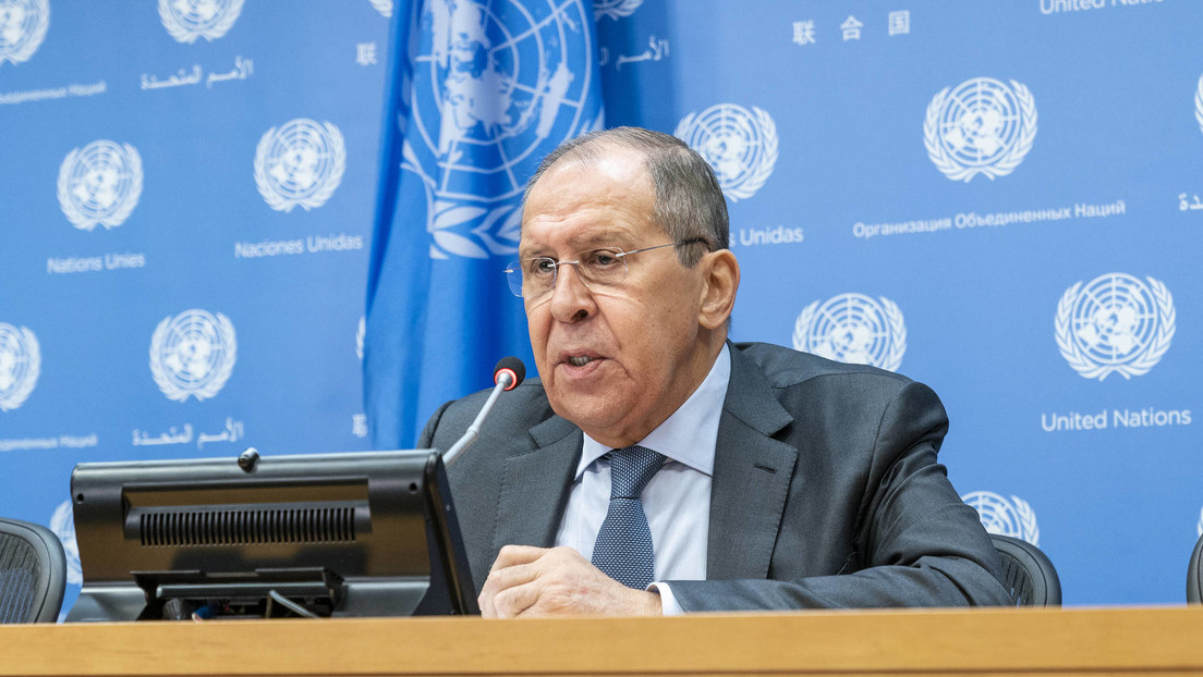 """Lavrov advierte que """"bloques militares ideados según la lógica de la Guerra Fría"""" intentan """"caldear"""" la situación en Asia"""