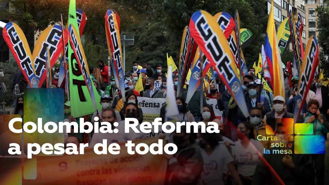 Colombia: Reforma a pesar de todo