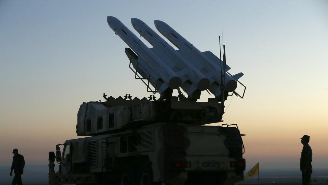 Irán inicia maniobras de defensa aérea a gran escala en medio del desierto (VIDEO, FOTOS)