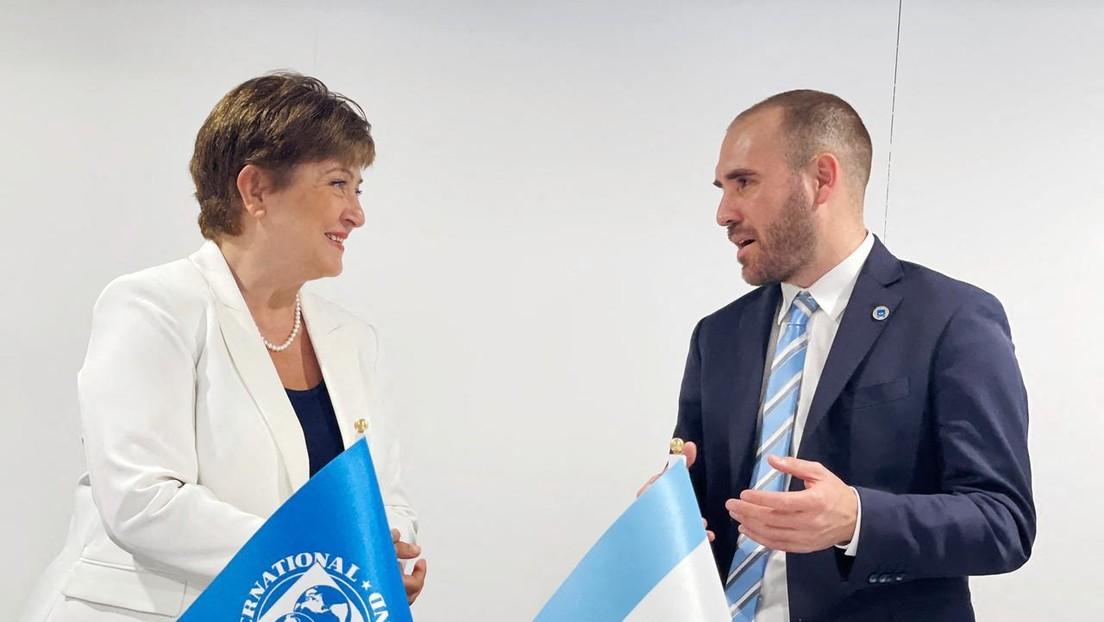 El ministro de Economía argentino inicia las reuniones con el FMI para renegociar la deuda