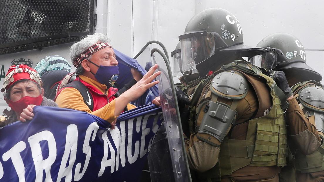 Carabineros difunden el audio de sus acciones al resultar herida Denisse Cortés, la estudiante que murió tras una manifestación en Chile