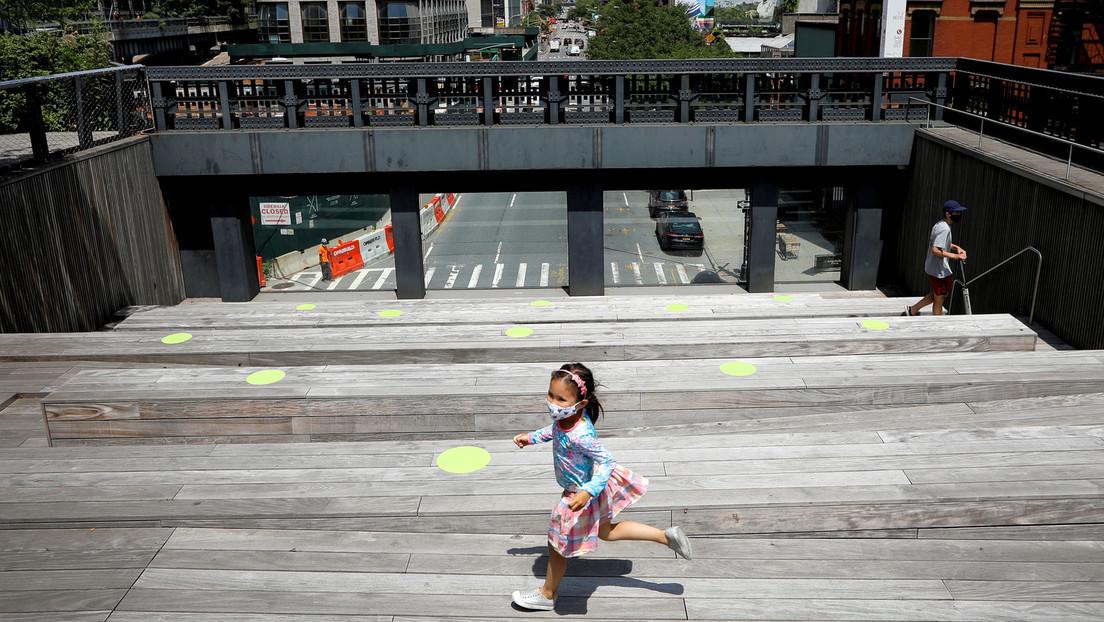 Un hombre sin hogar intenta secuestrar a una niña de tres años en Nueva York (VIDEO)