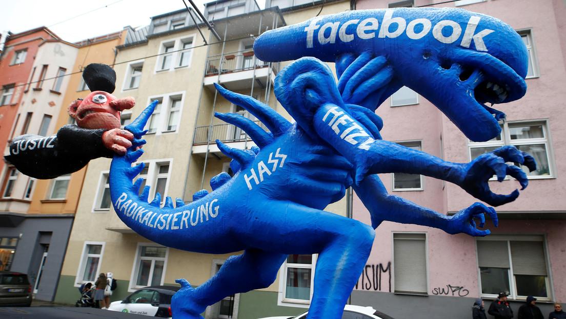 Filtran la 'lista negra' de Facebook que sirve de base para regular comentarios en la red social