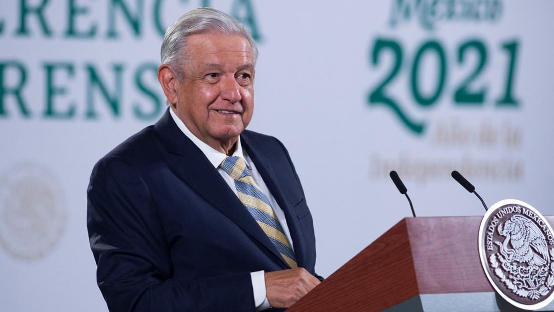 """López Obrador hace un llamado a la OMS para aprobar todas las vacunas contra el covid-19 """"sin tendencias políticas o ideológicas"""""""