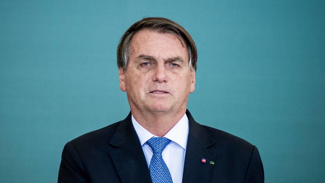 """""""Sería lo mismo que jugar 10 reales a la lotería y ganar dos reales"""": Bolsonaro confirma que no se vacunará contra el covid-19"""
