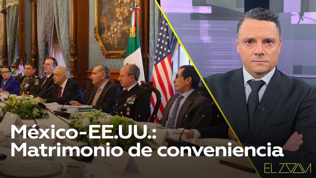 México-EE.UU.: Matrimonio de conveniencia