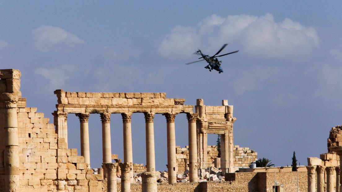 Un muerto y 3 heridos en Siria tras un ataque aéreo presuntamente israelí