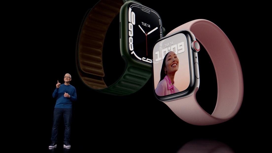 Apple Watch Series 7 se deshace de un conector secreto que tuvo en todas las versiones anteriores