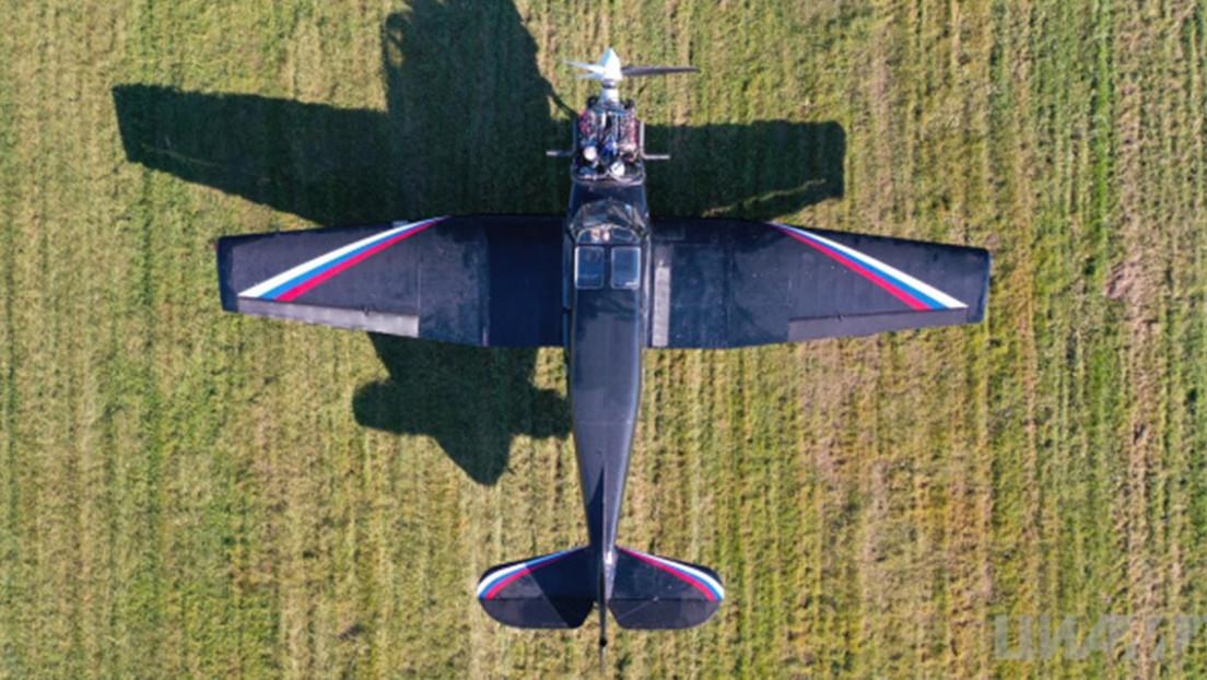 Yak-18T, el avión ligero ruso con motor derivado de la limusina presidencial Aurus, ya está listo para volar