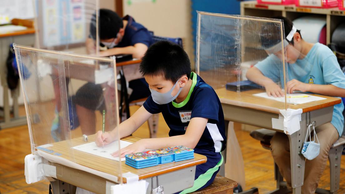 Los suicidios de niños japoneses llegan a cifras récord durante la pandemia