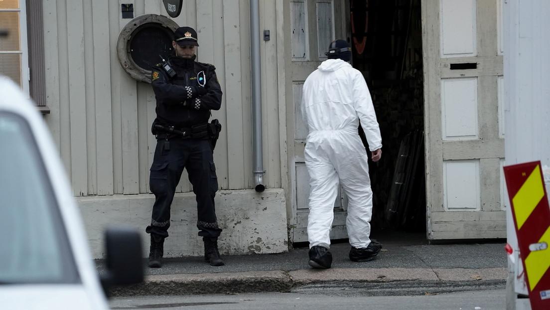 """Servicios de seguridad de Noruega califican el ataque con arco y flechas como un posible """"acto terrorista"""""""