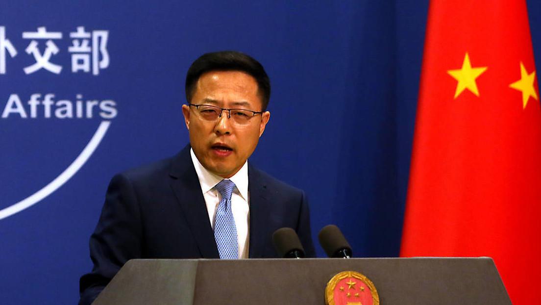"""China se """"opondrá firmemente"""" a """"las manipulaciones políticas"""" en la nueva investigación de la OMS sobre el origen del coronavirus"""